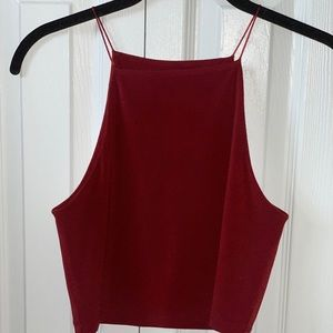 Forever 21 Cropped Tank Top- Size XS